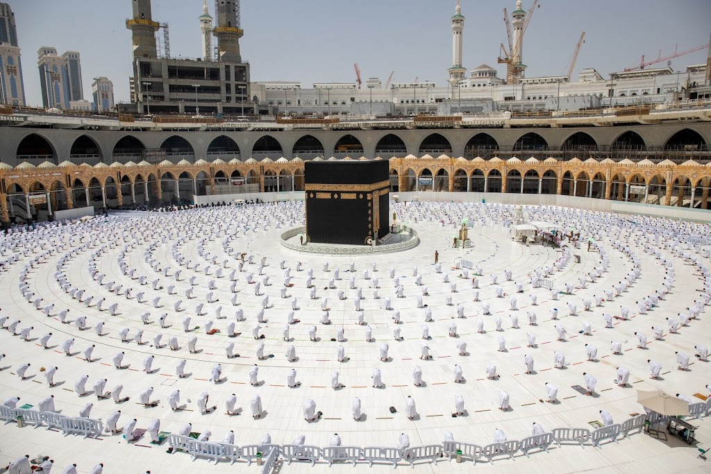Read more about the article Umrah suspended until Hajj