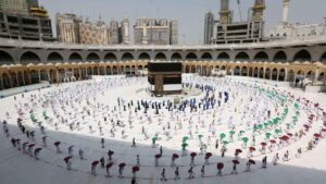 Read more about the article No Quarantine for Tourist Visa Holders prior to Umrah