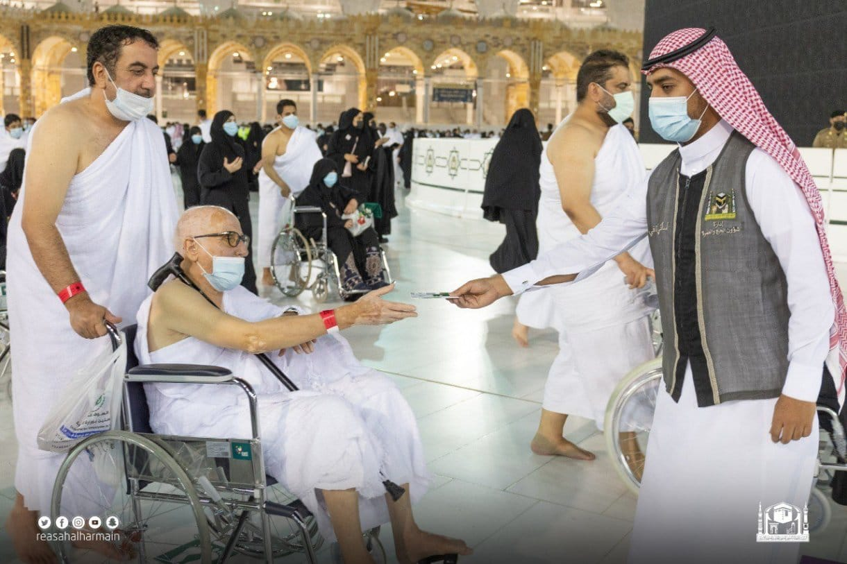 Read more about the article Masjid Al Haram made more accessible for differently abled visitors