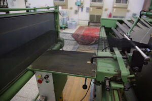 Read more about the article Kabah Kiswah Factory undergoes Maintenance