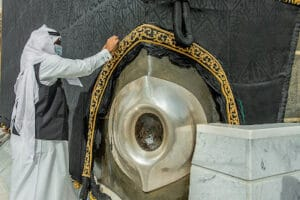 Read more about the article Maintenance of the Ka'bah takes place ahead of Ramadan