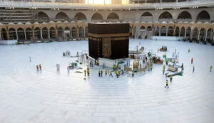 Read more about the article 'Ready to receive Pilgrims during Ramadan': Hajj Ministry