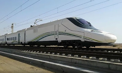 Read more about the article Haramain High-Speed Railways begins Operations Today