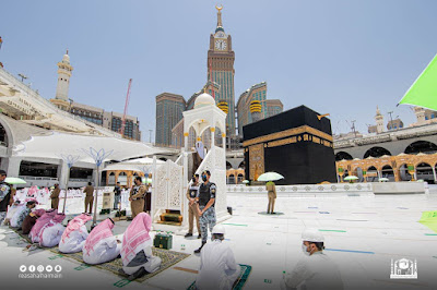 Read more about the article Security Thwarts attack on Sheikh Baleelah in Masjid Al Haram