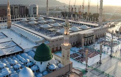Read more about the article EDITORIAL: Condemnation of Indian News Channel's Blatant Stunt involving Masjid Al Nabawi