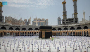 Read more about the article Preparations Complete to receive 70,000 Pilgrims Daily: Masjid Al Haram