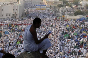 Read more about the article Hujjaj to arrive in Makkah on Friday
