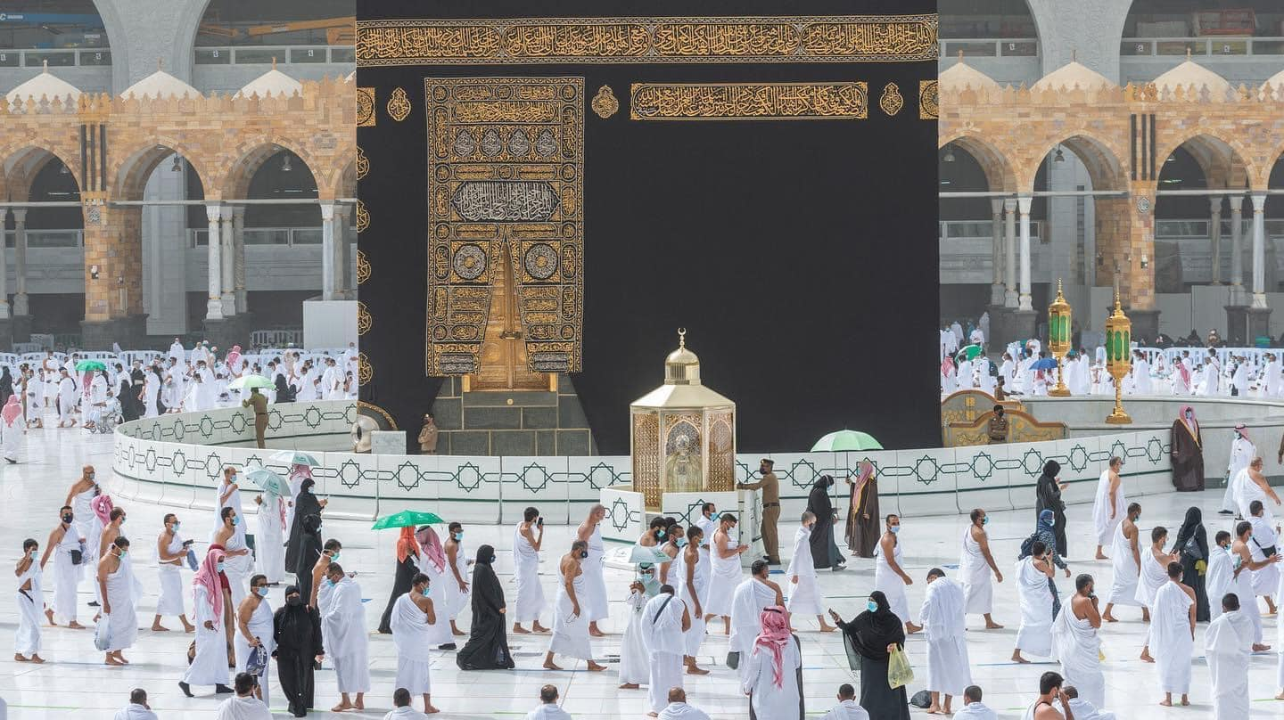 Read more about the article Umrah Capacity raised to 3 million pilgrims per month