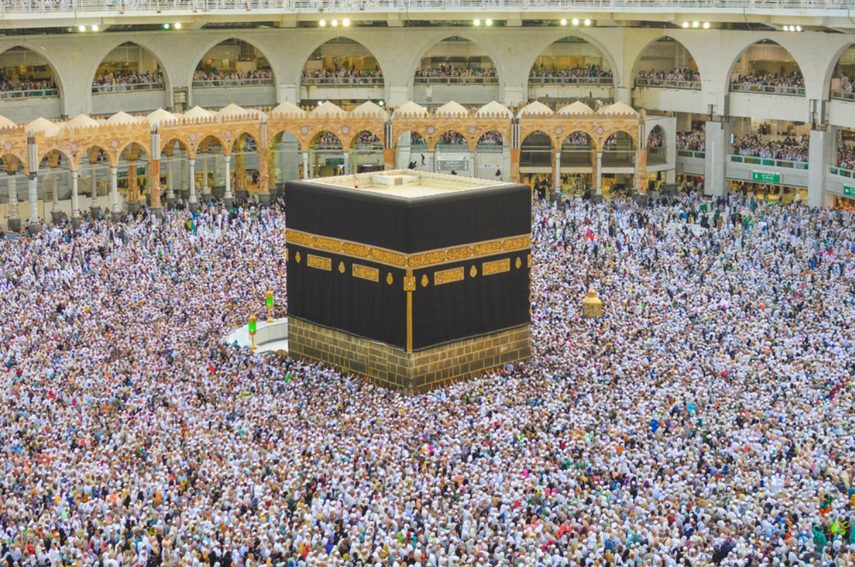 Read more about the article Social Distancing Abolished in Haramain Sharifain